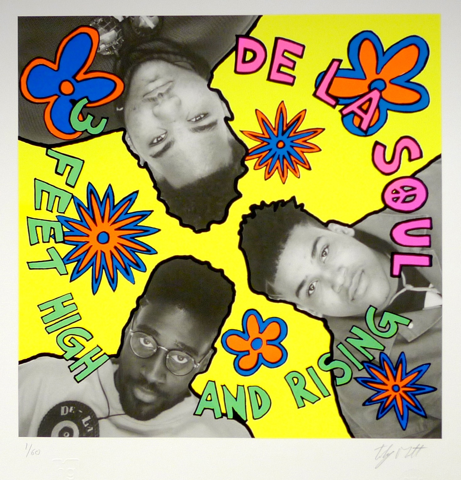 3 Feet and Rising by De La Soul