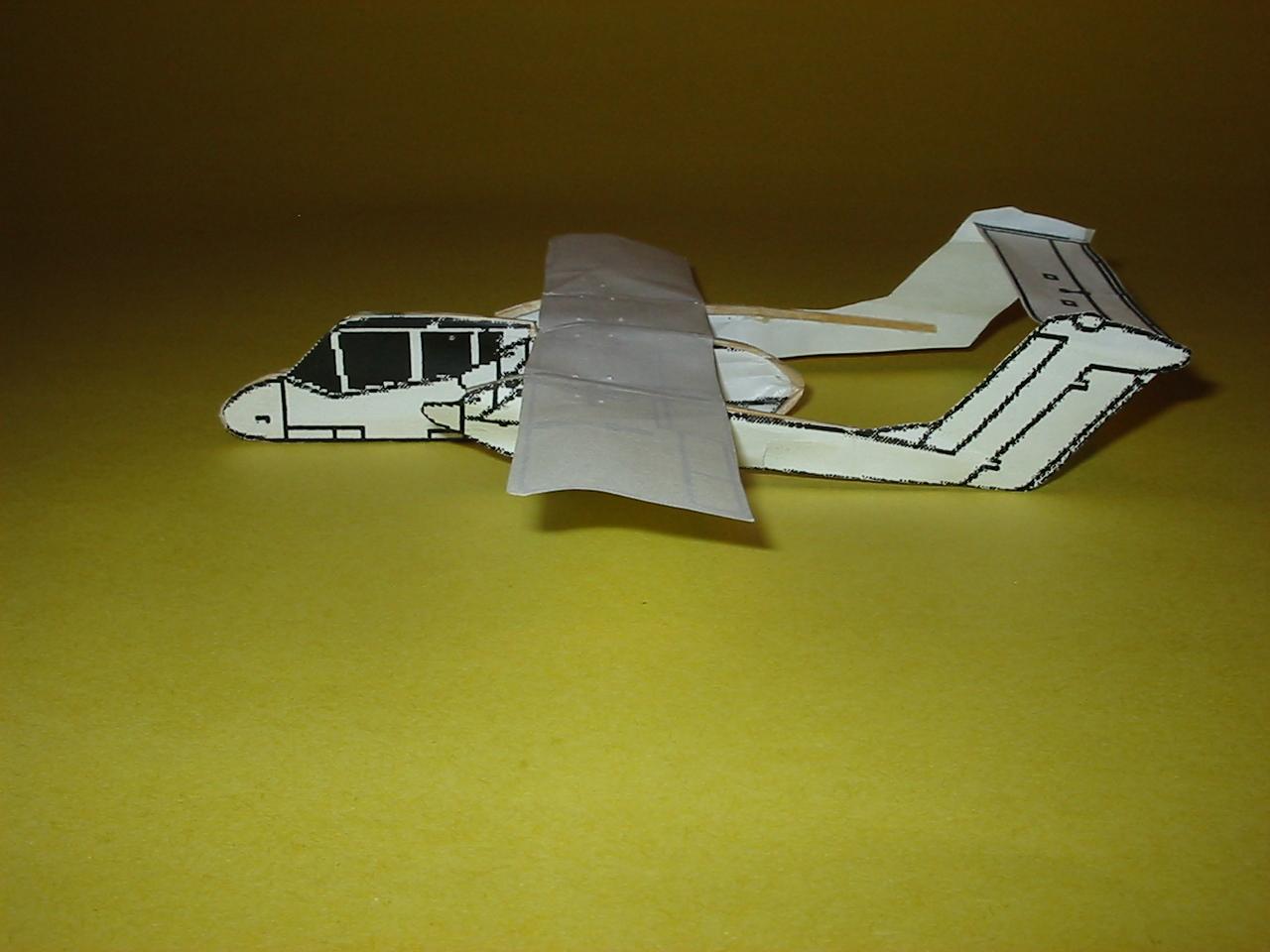 Glider Paper Planes