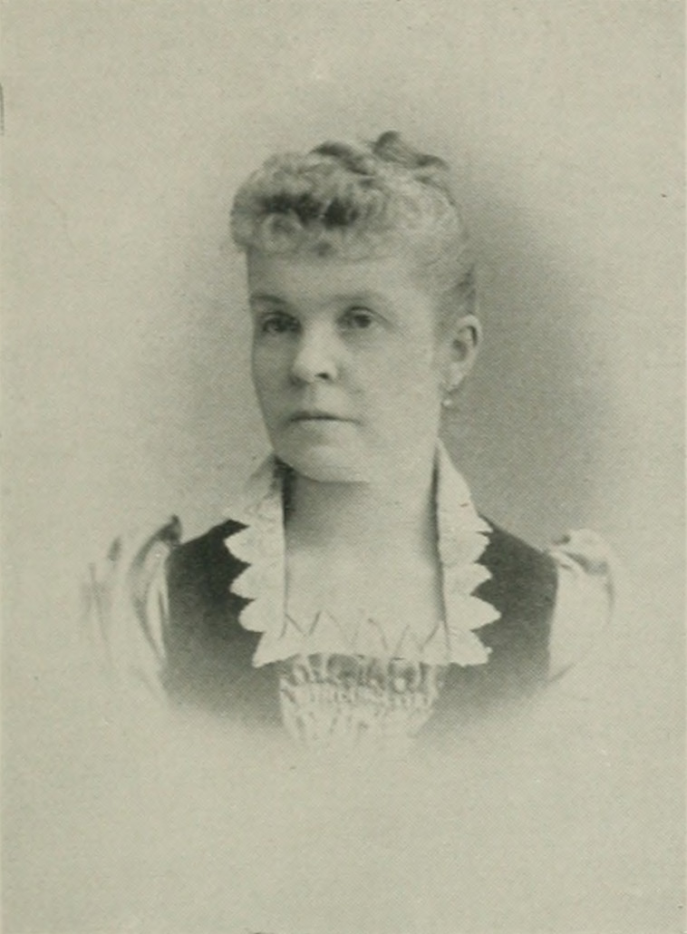 AUGUSTA A. FOX HENDERSON A woman of the century (page 381 crop).jpg