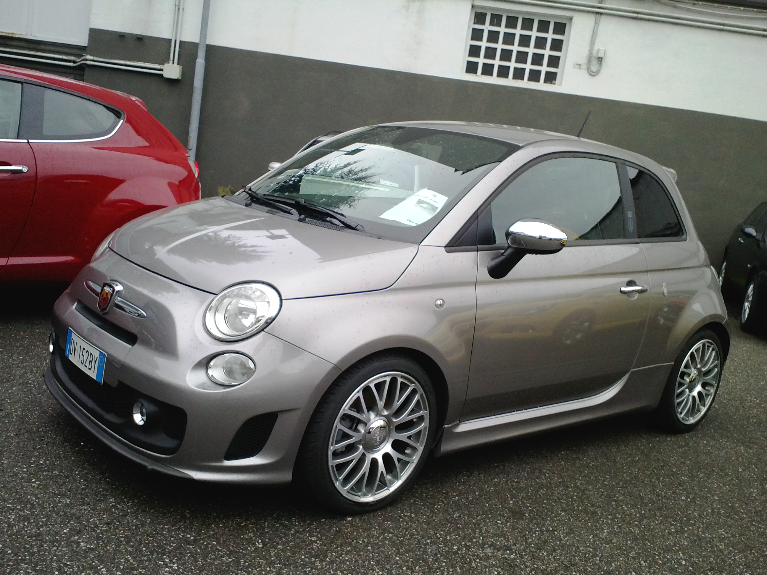 file abarth 500 wikimedia commons. Black Bedroom Furniture Sets. Home Design Ideas