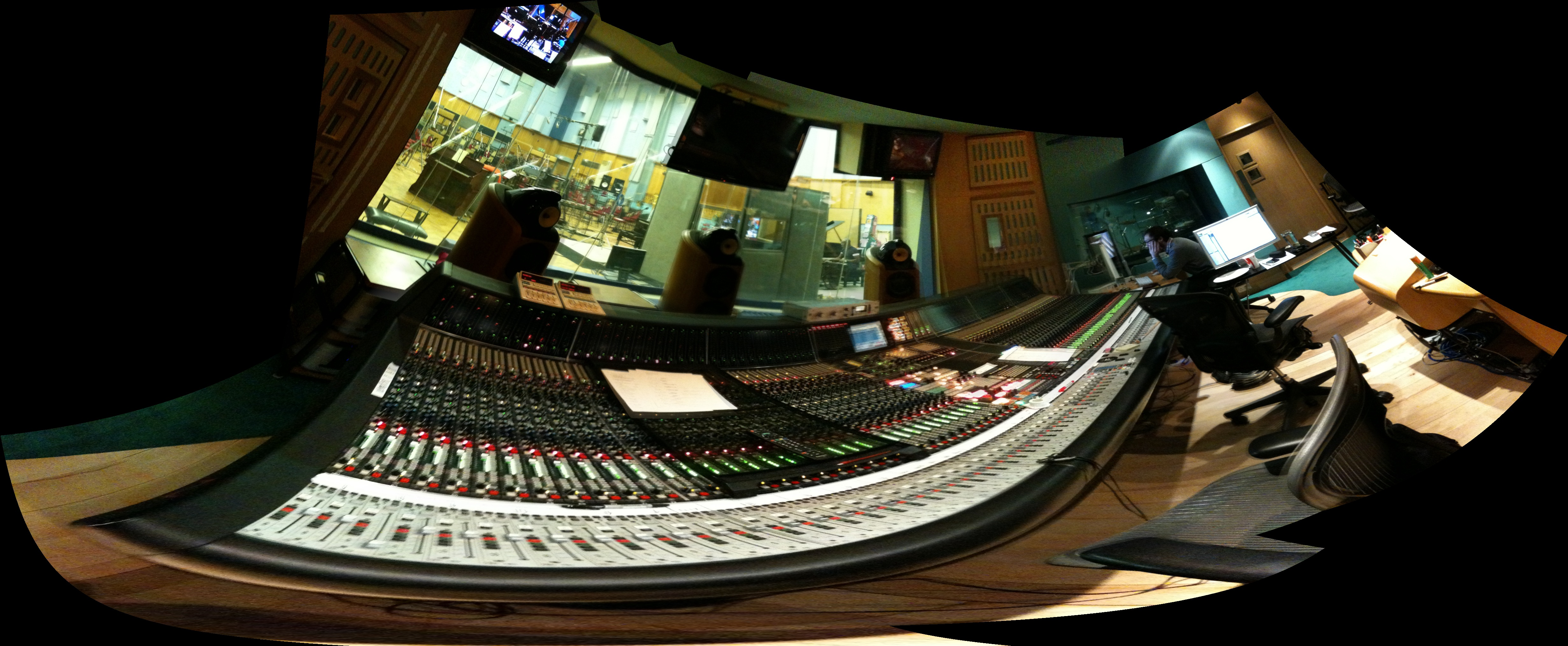 Abbey Road Studio  Control Room