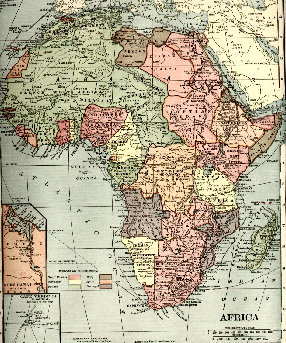 History Of Africans