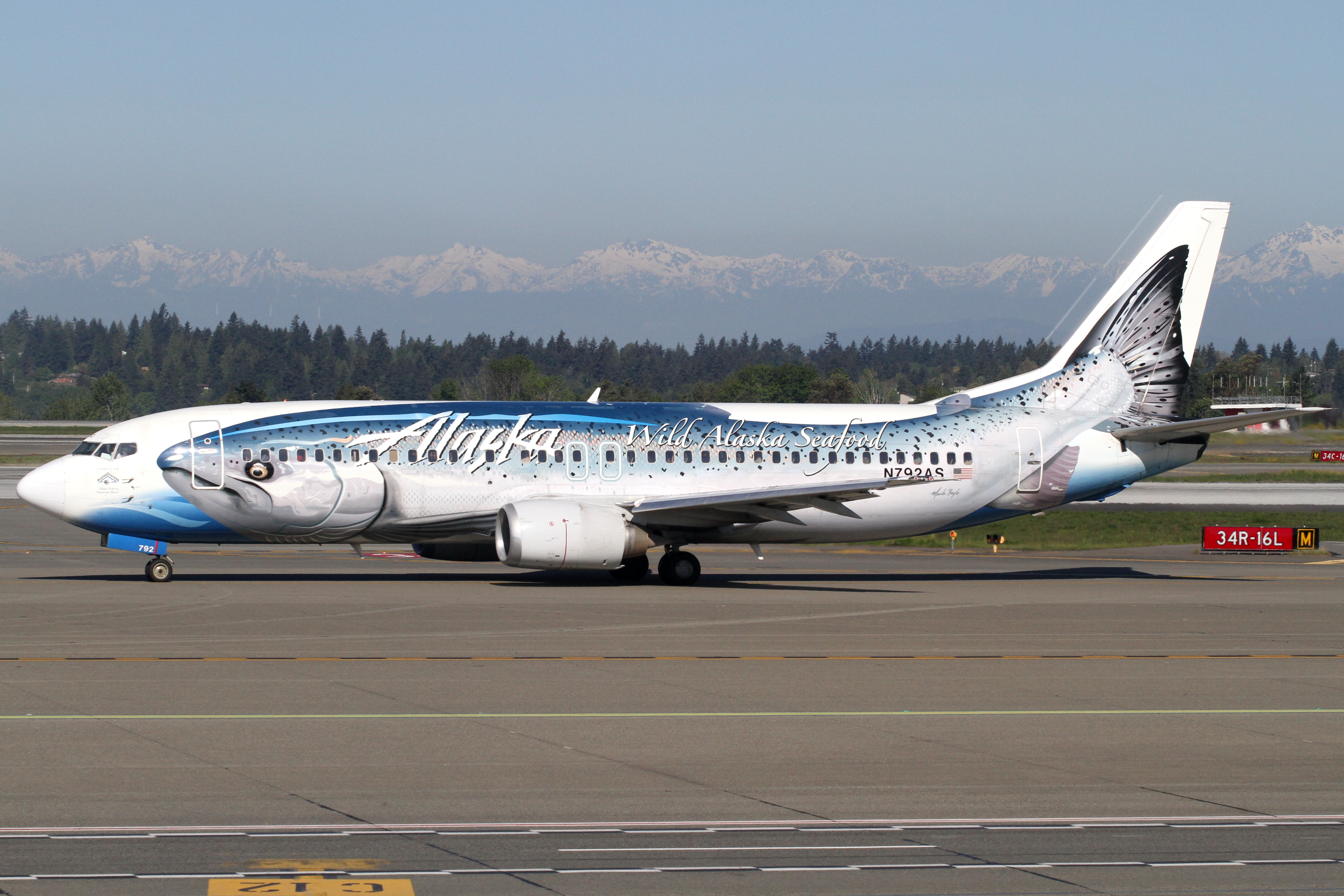 an introduction to the history of alaska airlines As i mentioned in the introduction to this trip report, i booked a one-way qantas business class ticket from sydney to san francisco using alaska airline's mileage plan.