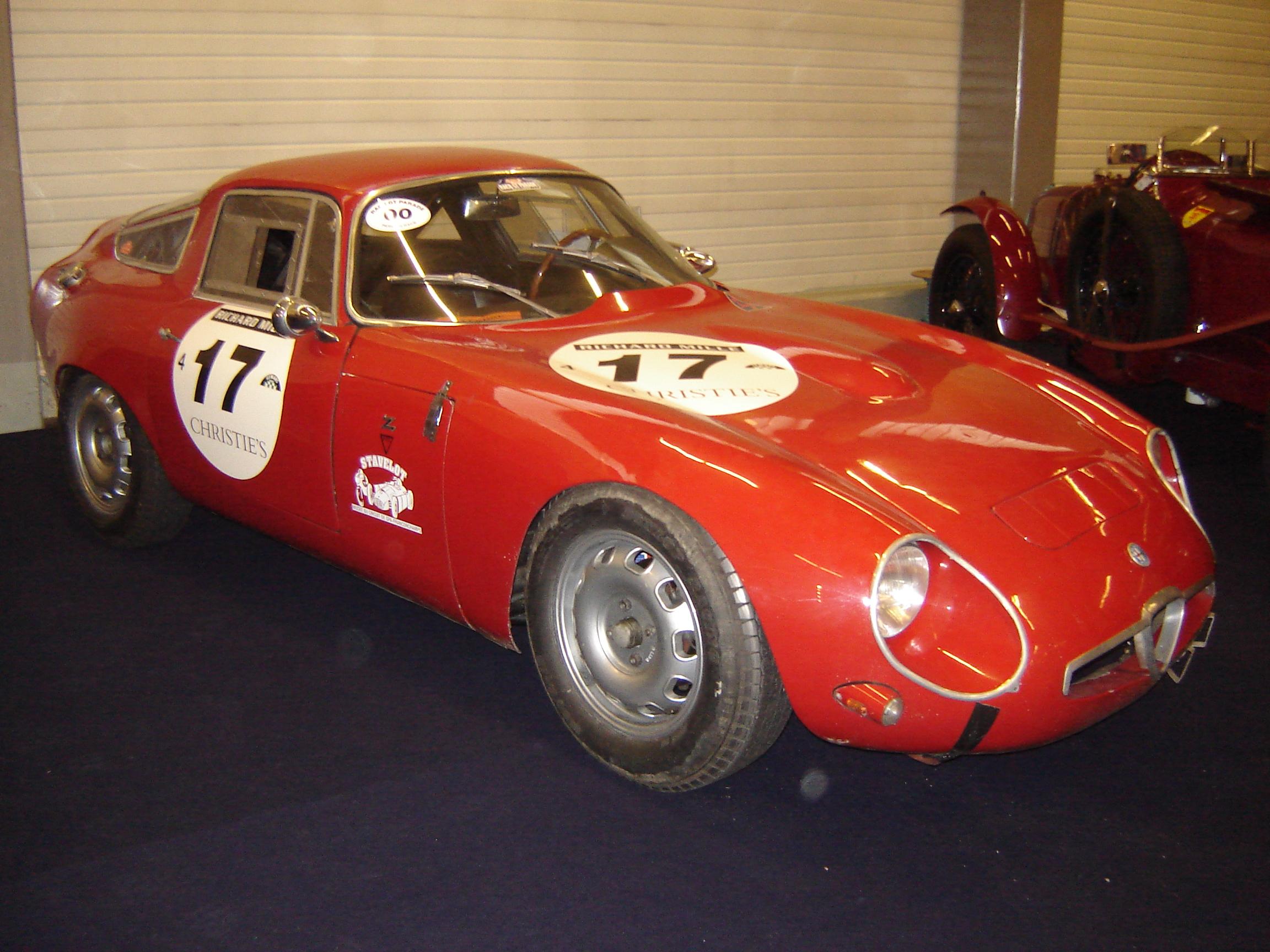 File Alfa Romeo Giulia Tubolare Zagato Jpg Wikimedia Commons