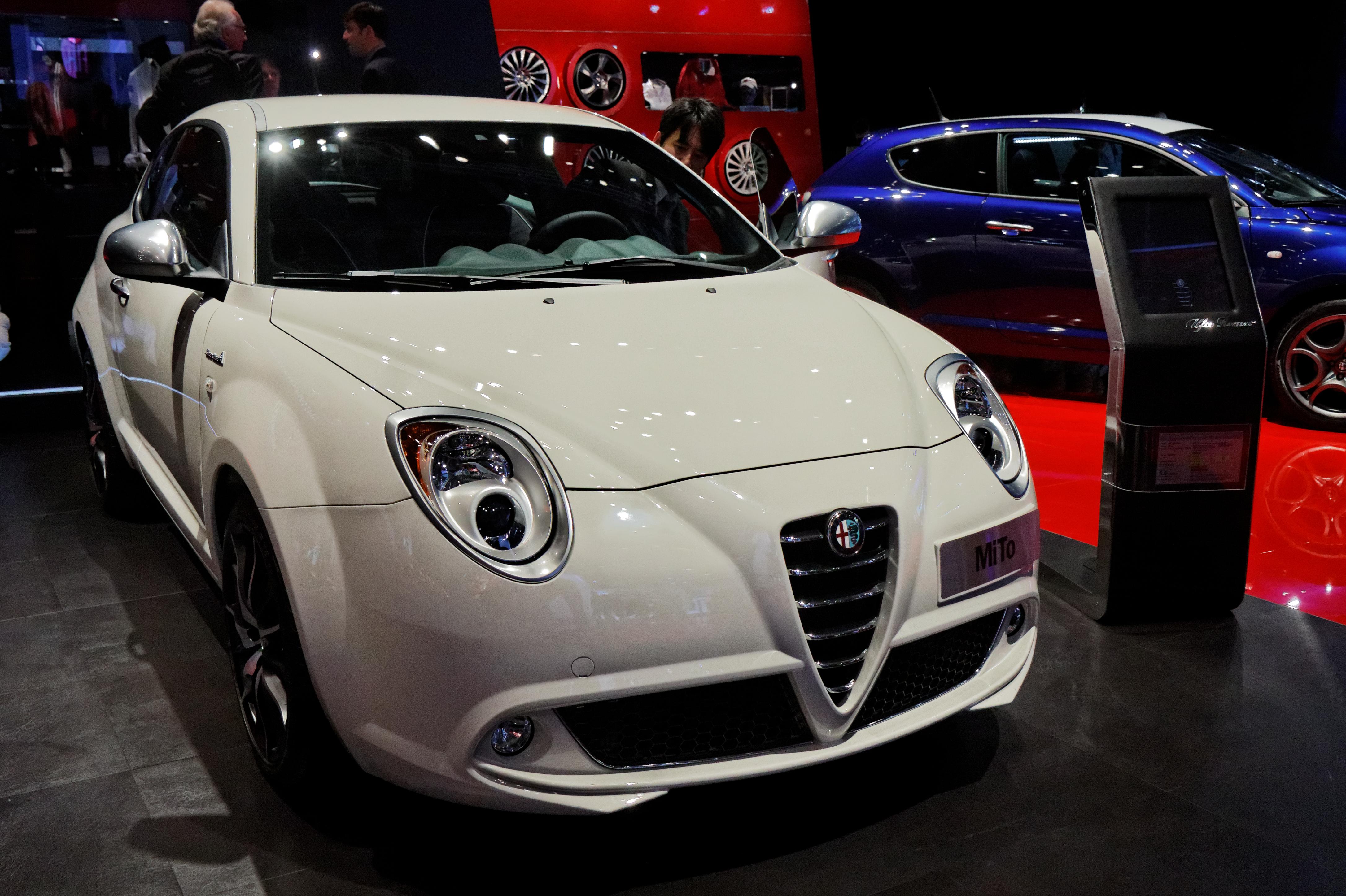 Alfa Romeo Mito Wikipedia