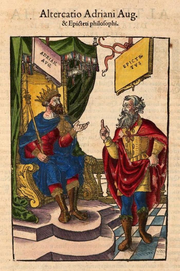 Altercatio Adriani Aug et Epicteti philosophi 1552.jpg
