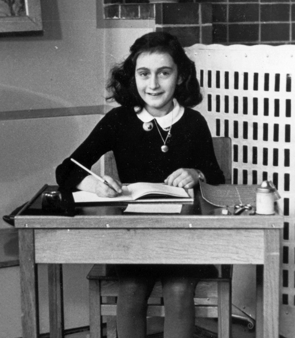 Image result for Anne Frank