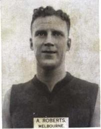 Archie Roberts (Australian footballer) Australian rules footballer