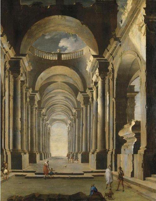 Renaissance Oil Painting