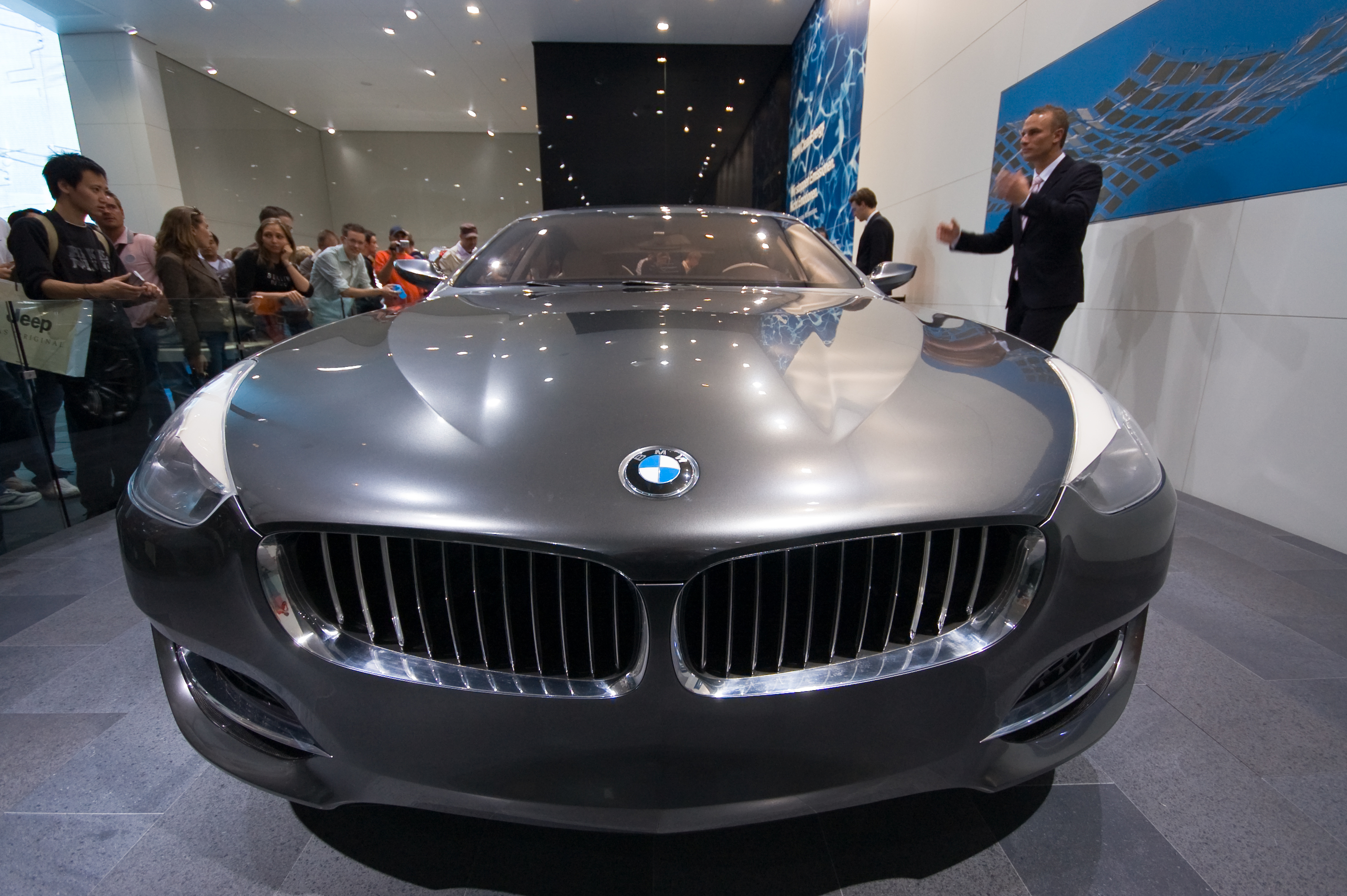 File:BMW Concept CS front.jpg - Wikimedia Commons