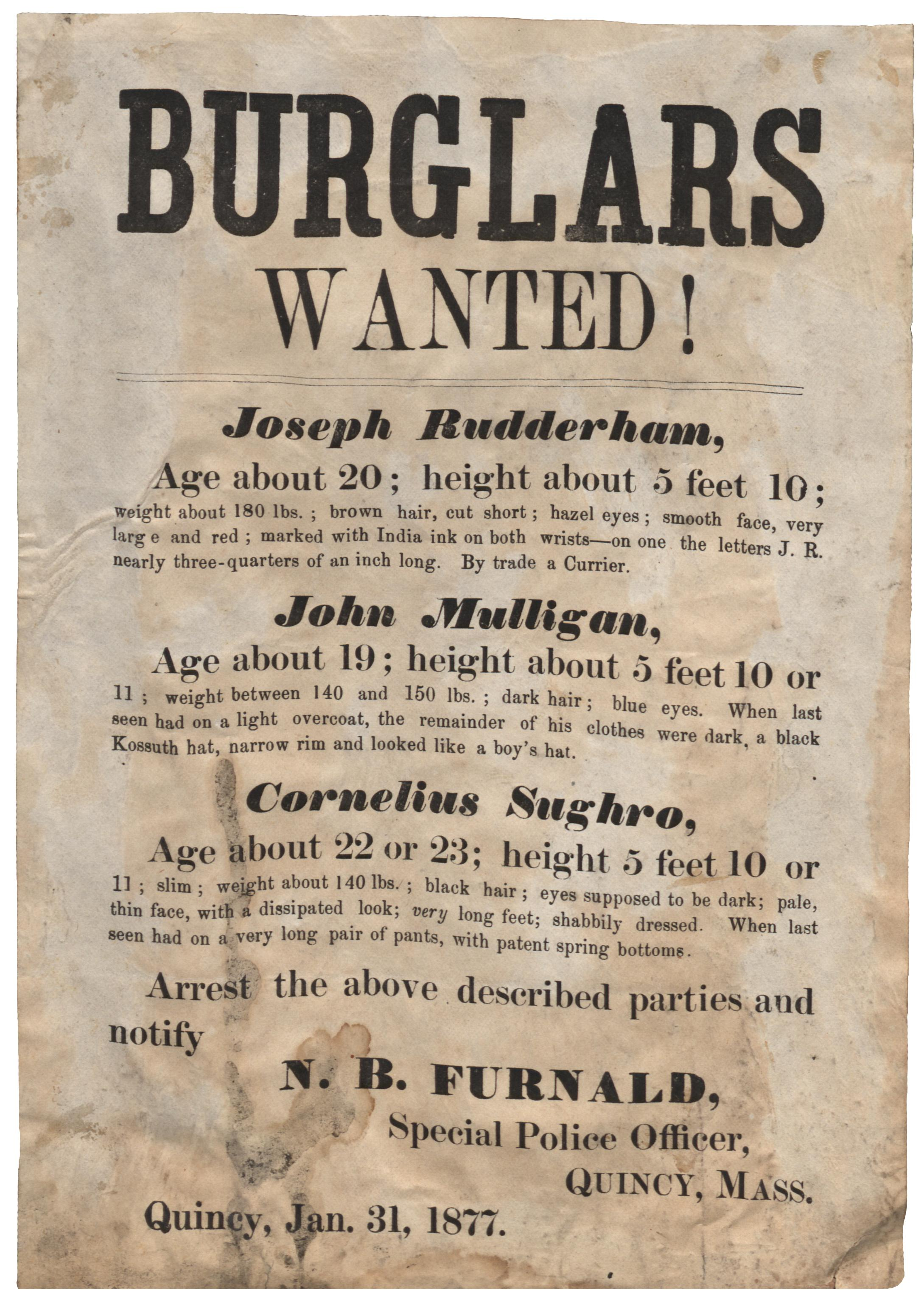 File:BURGLARS WANTED! (7976733112).jpg - Wikimedia Commons