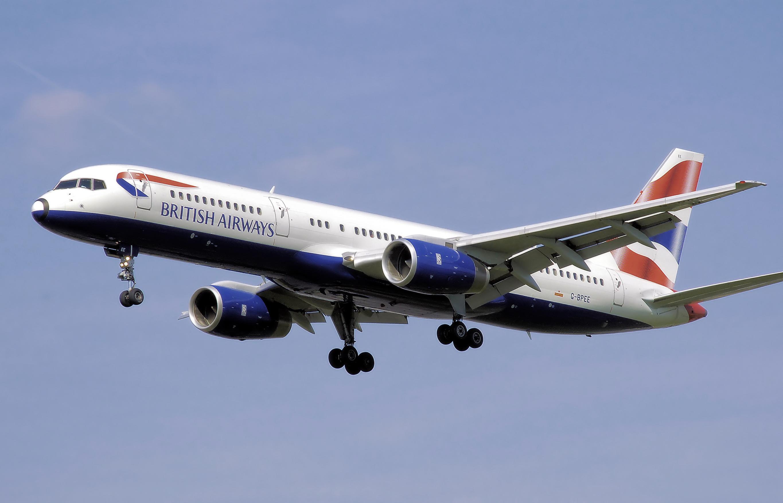 BA Airlines British Airways