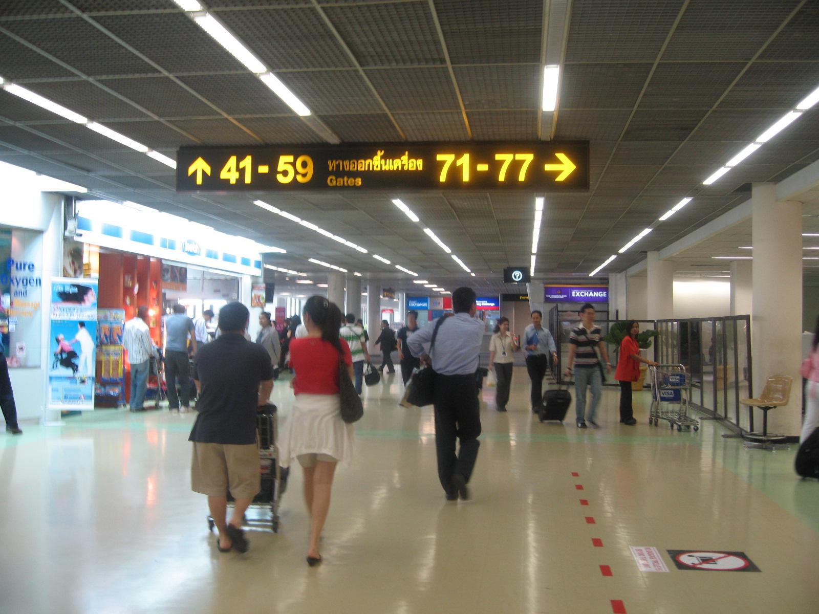 free dating site bangkok airport