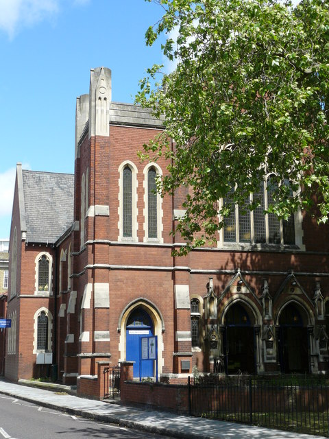 Barnes Methodist Church