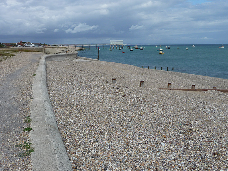 Beach at Selsey Bill - geograph.org.uk - 2041304