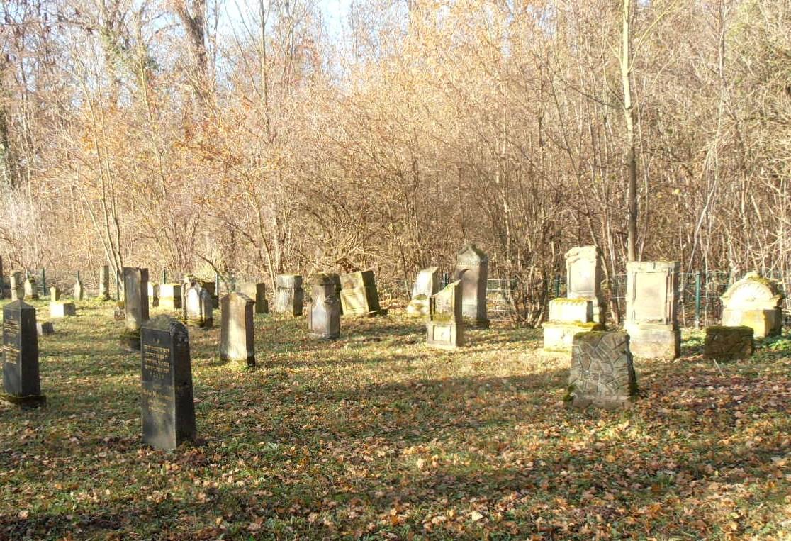 Jüdischer Friedhof Oedheim