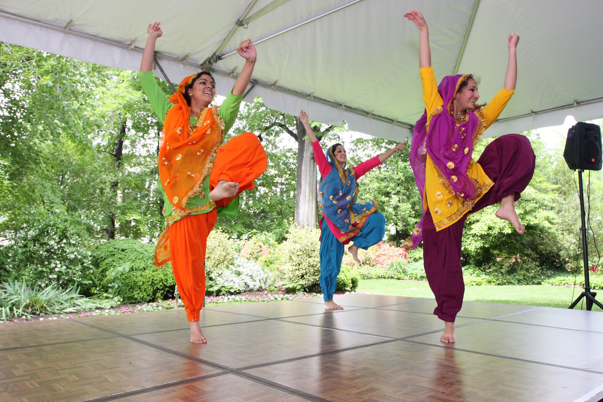 Come celebrate Punjabi & Sikh culture in Union Square this Saturday, September 7