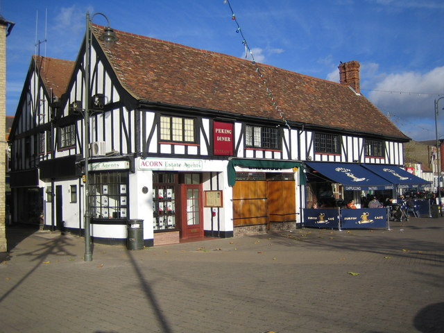 Biggleswade, The Market House - geograph.org.uk - 609922