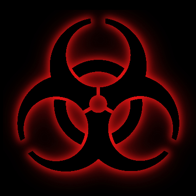 biohazard symbol black - photo #14