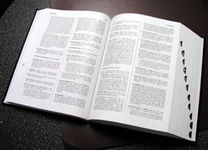 <i>Blacks Law Dictionary</i> law dictionary widely used in the United States