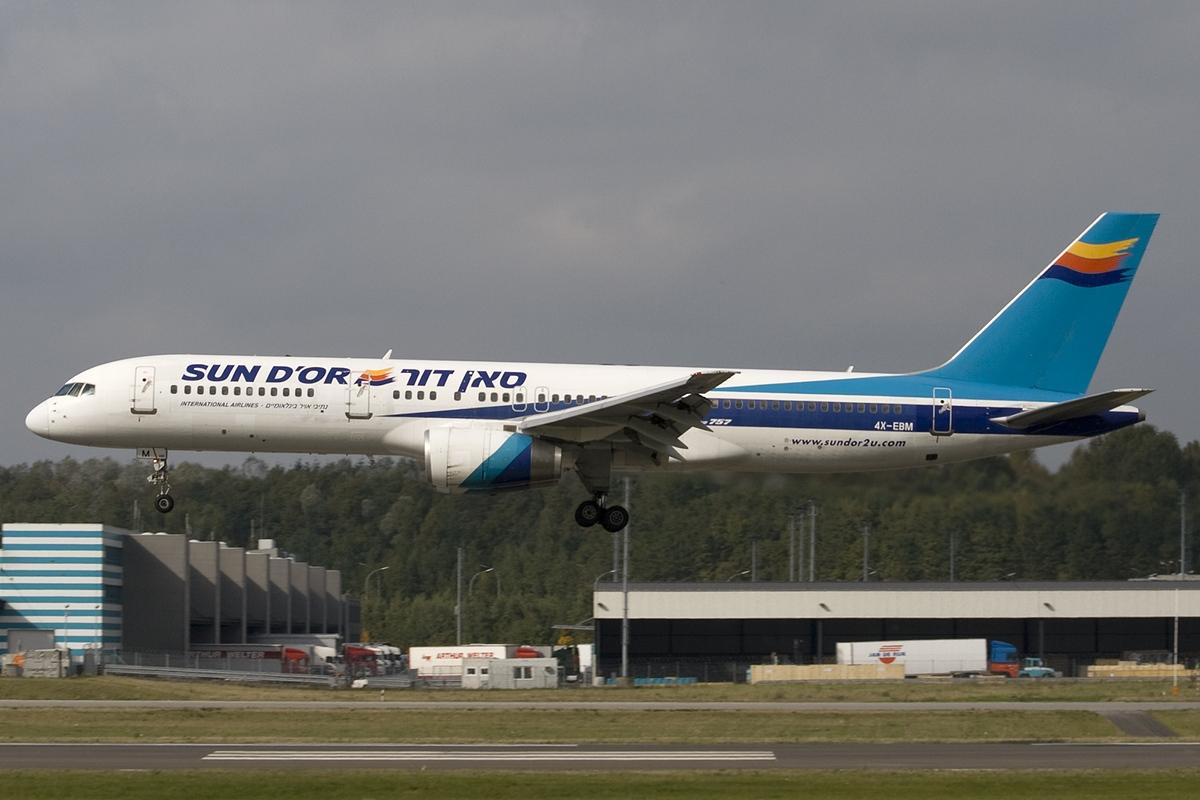 Resultado de imagen de Sun d'Or International Airlines