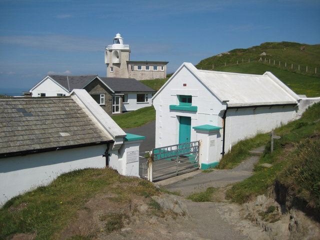 Bull Point Lighthouse - geograph.org.uk - 1421872
