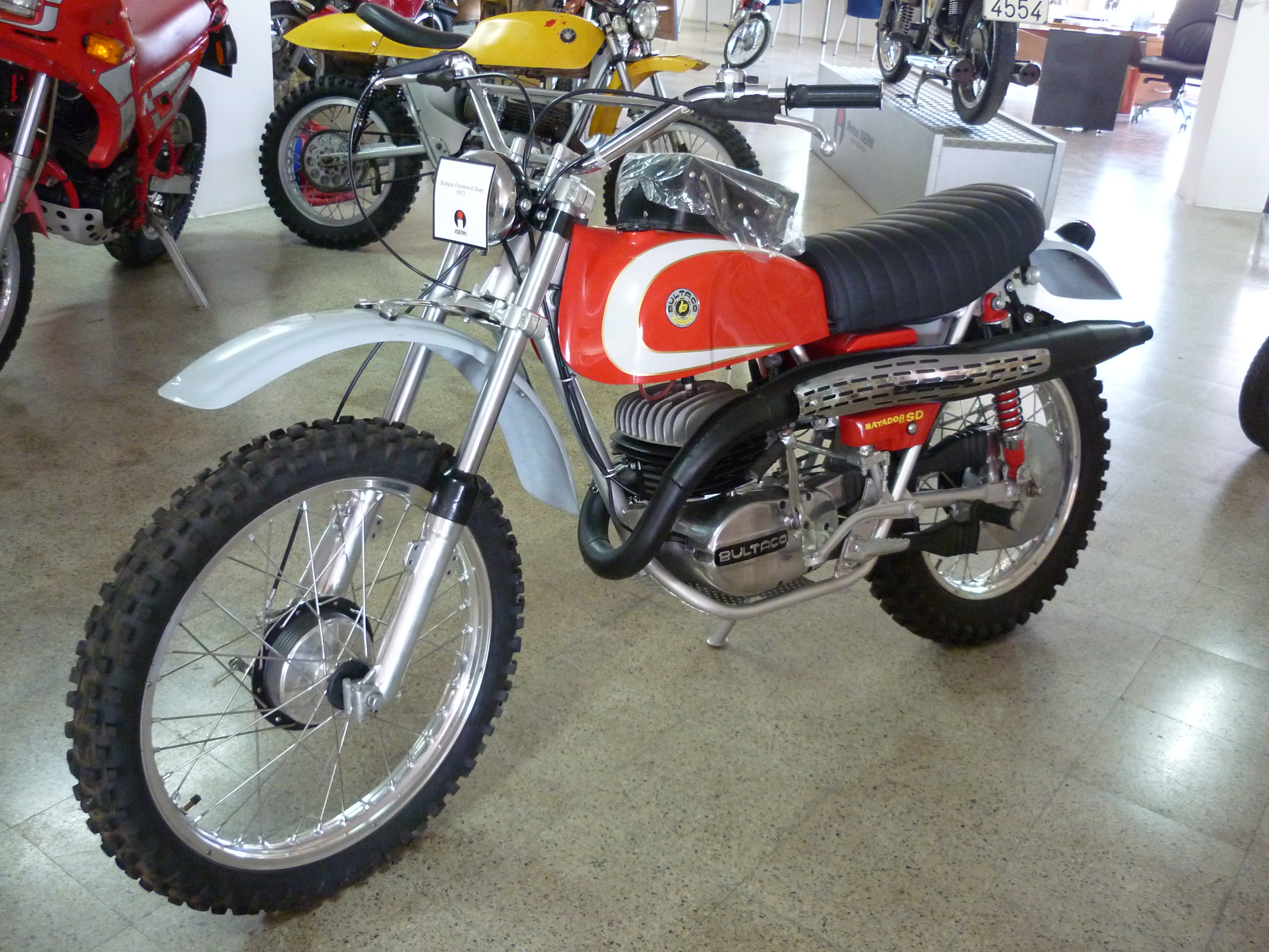 Bultaco Cafe Racer For Sale