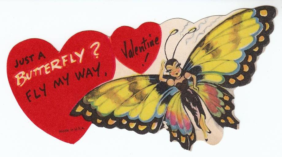 Butterfly-Valentine-Day