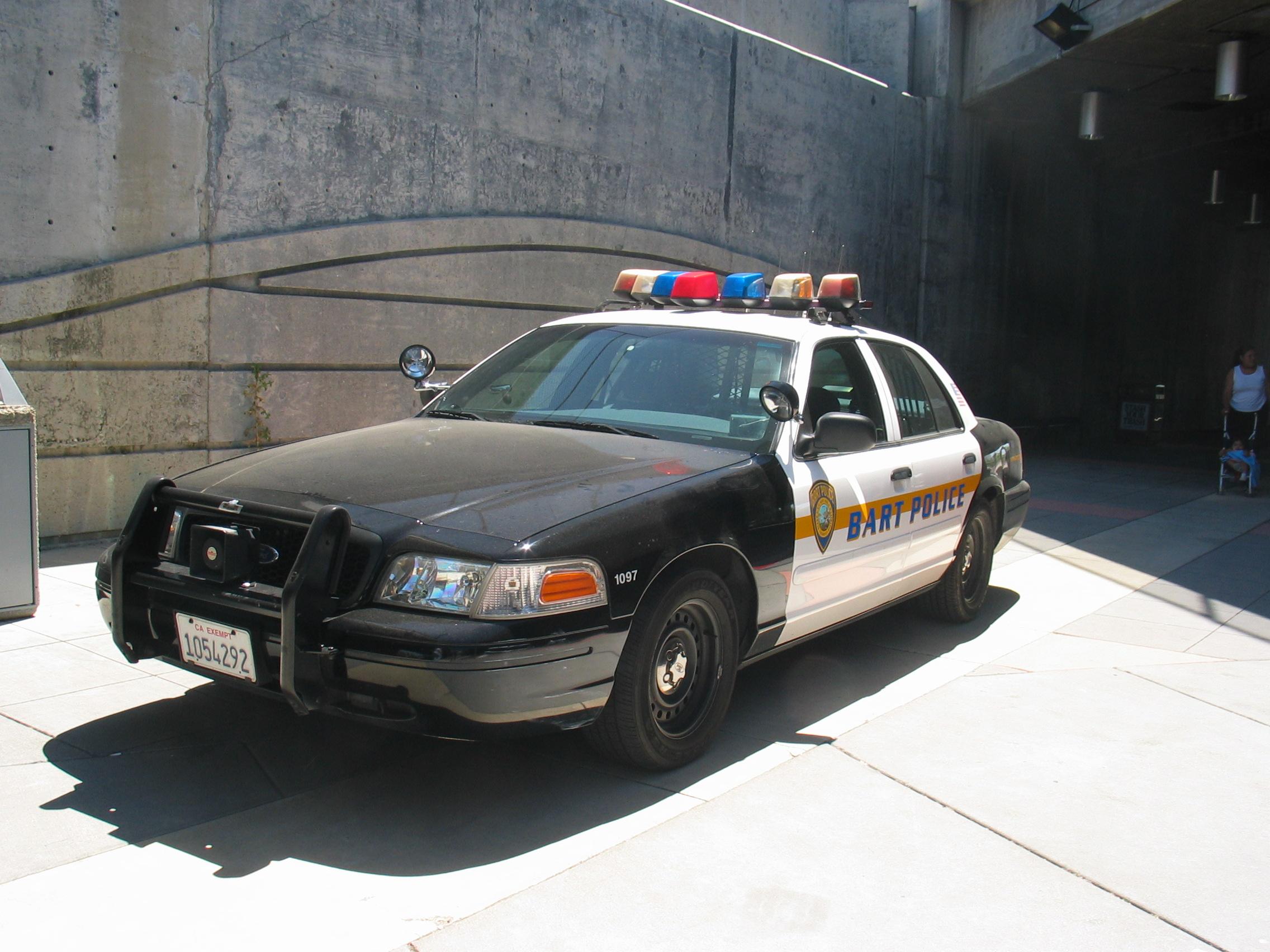 cop car pictures