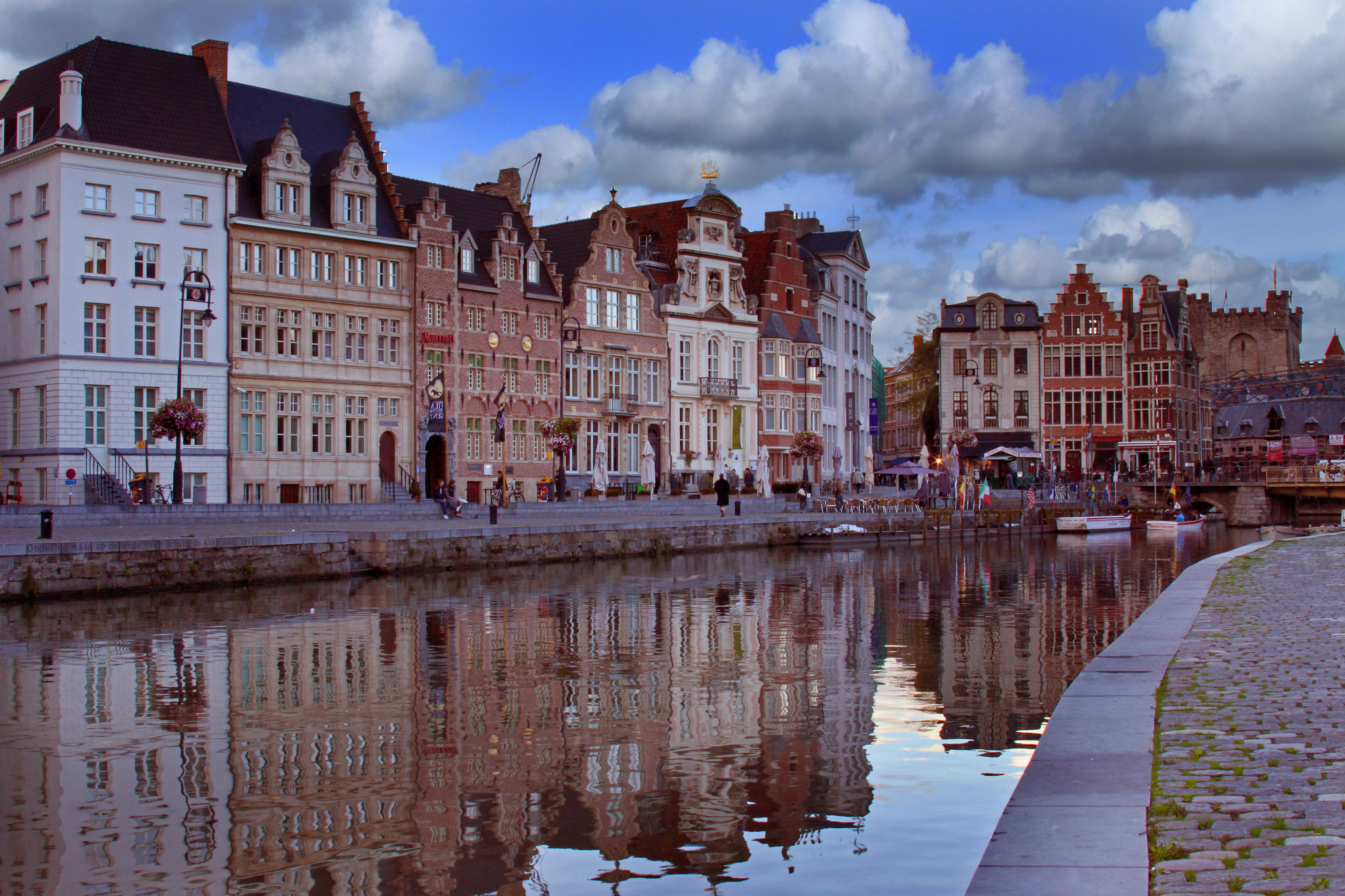 Sandton Grand Hotel Reylof Gent Gent Belgien