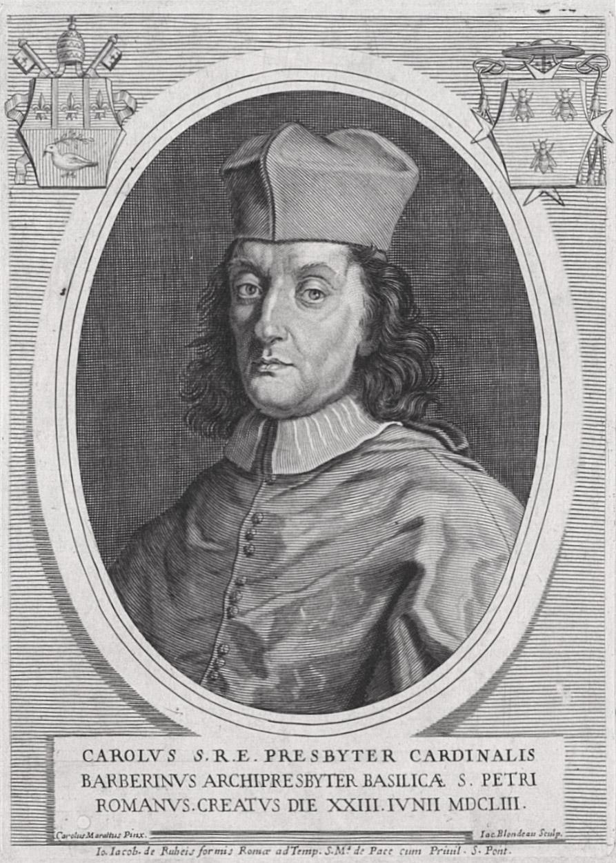 Carlo Barberini Italian cardinal