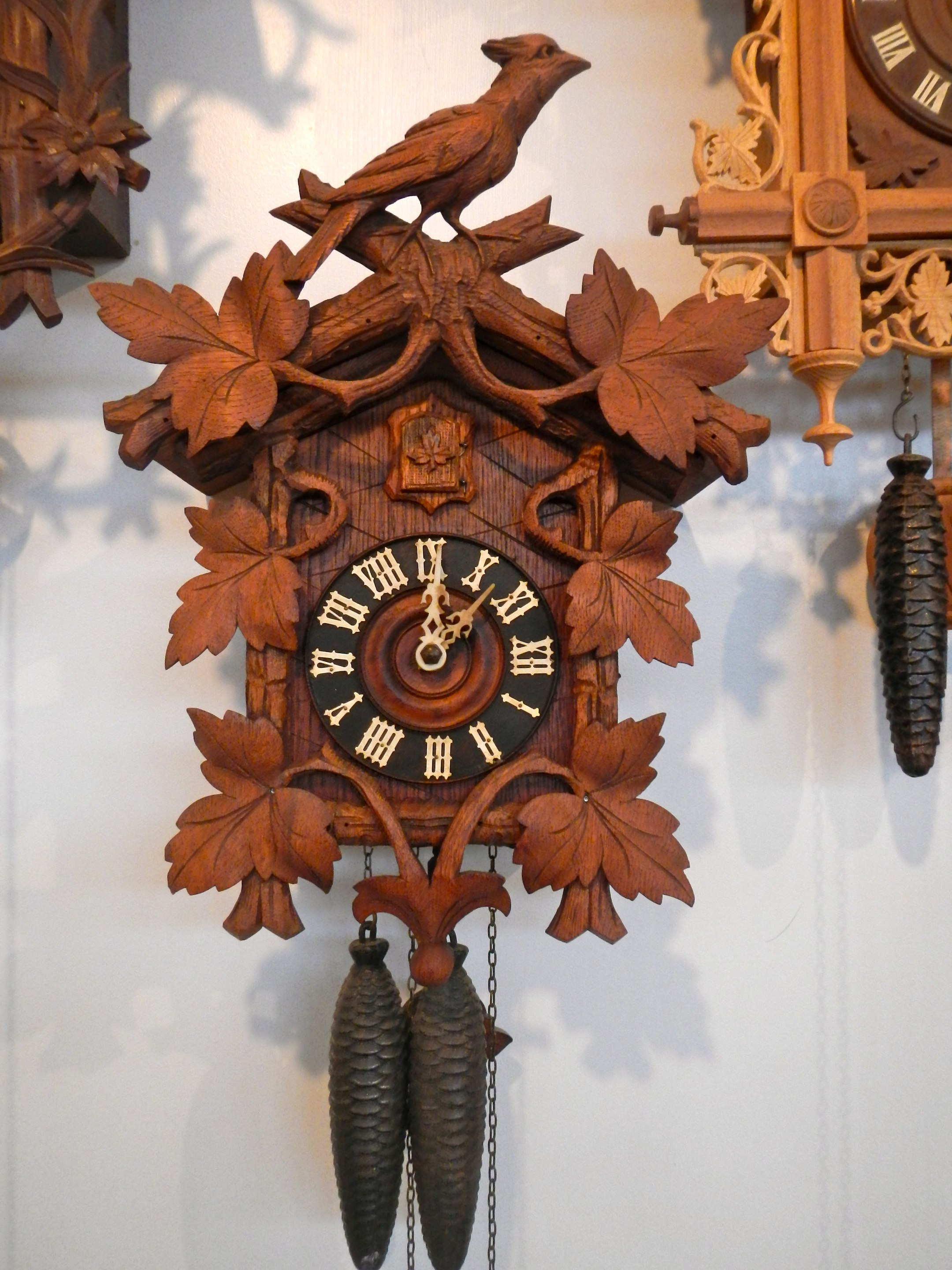 File Cardinal Cuckoo Clock 126 1st Ave Minneapolis Mn