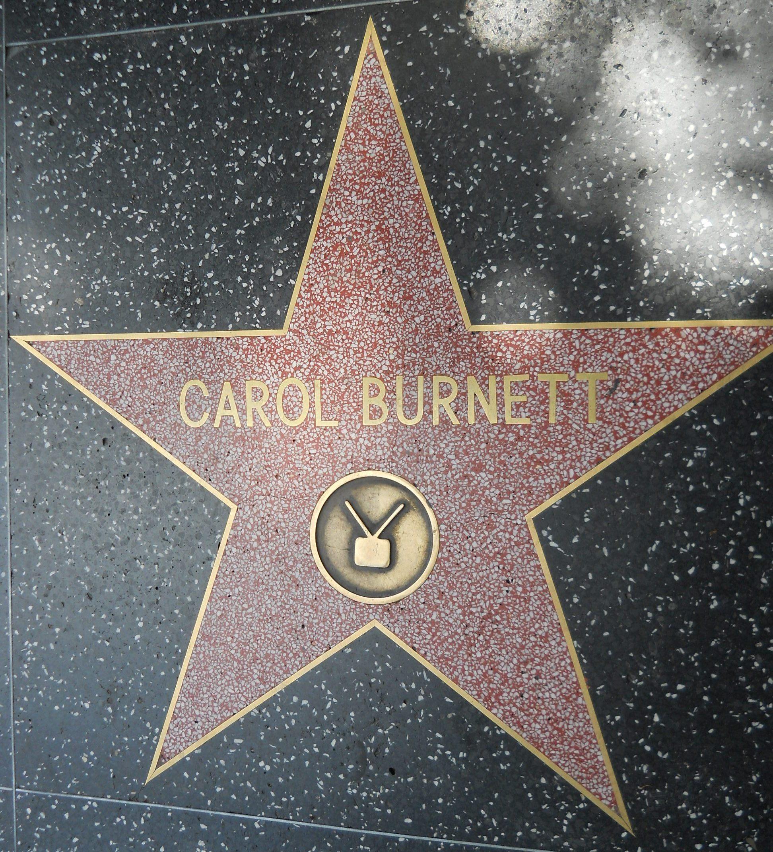 file carol bur t s star on hollywood walk of fame jpg