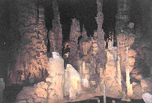 English: Cathedral Caverns in Grant, Alabama