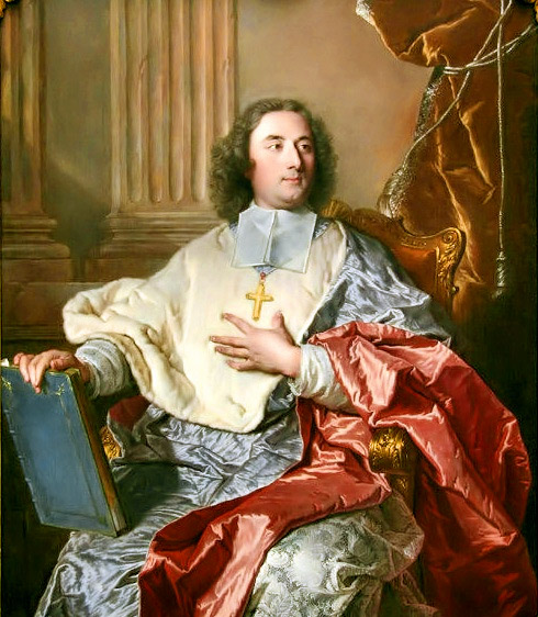 Charles de Saint-Aubin (1698-1764), Archbishop of Cambrai