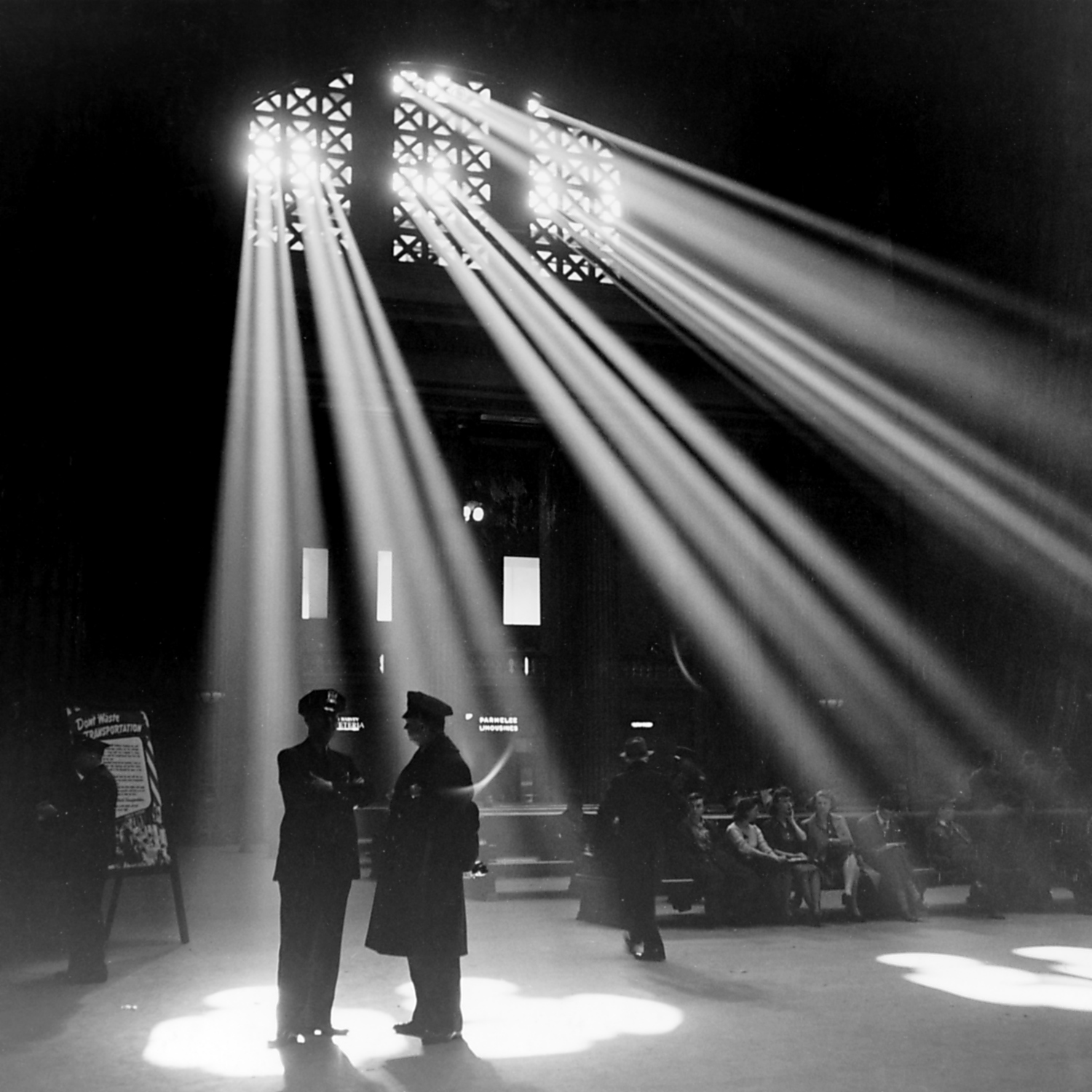 Jack Delano - Chicago Union Station