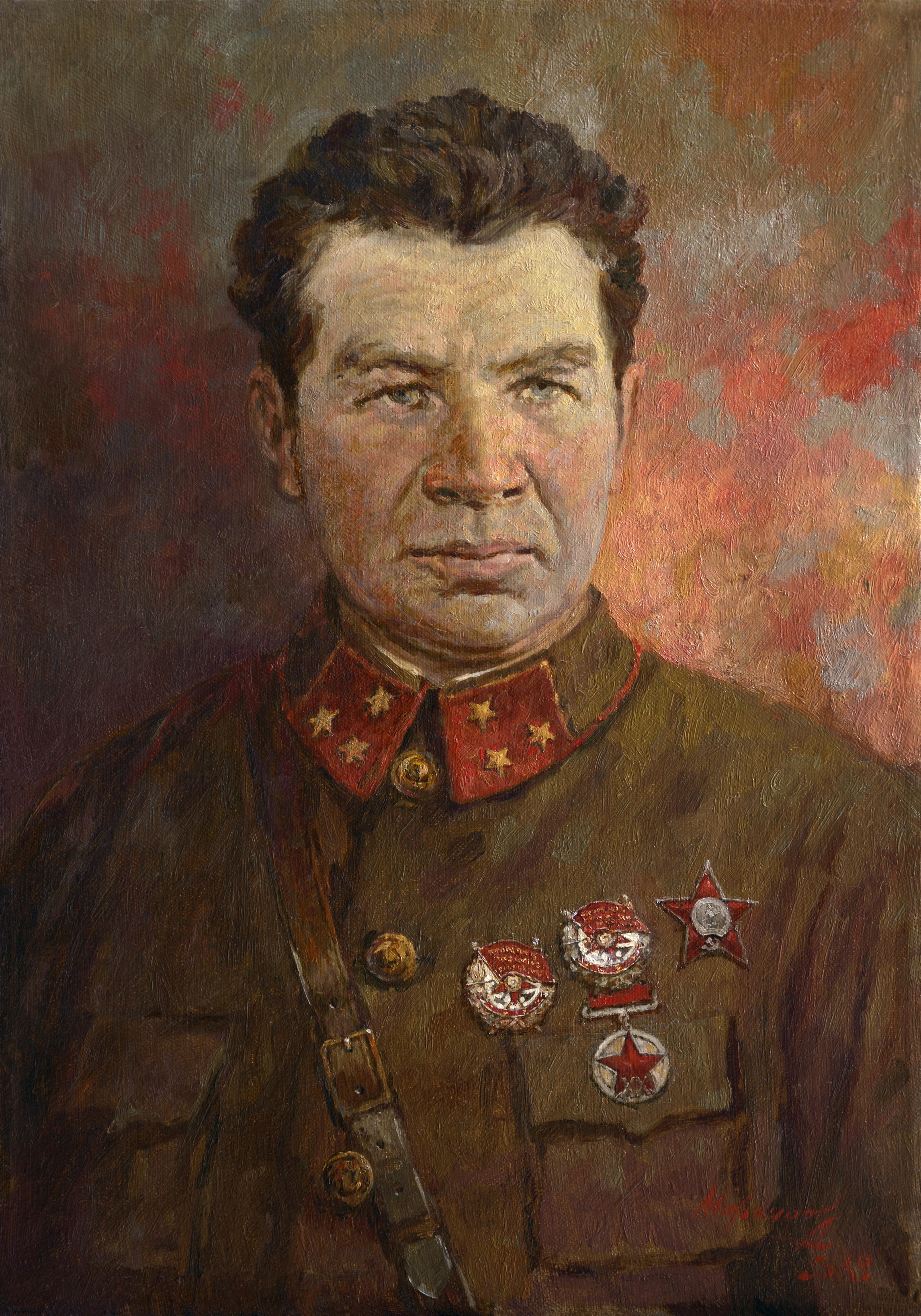 Chuikov A Mironov