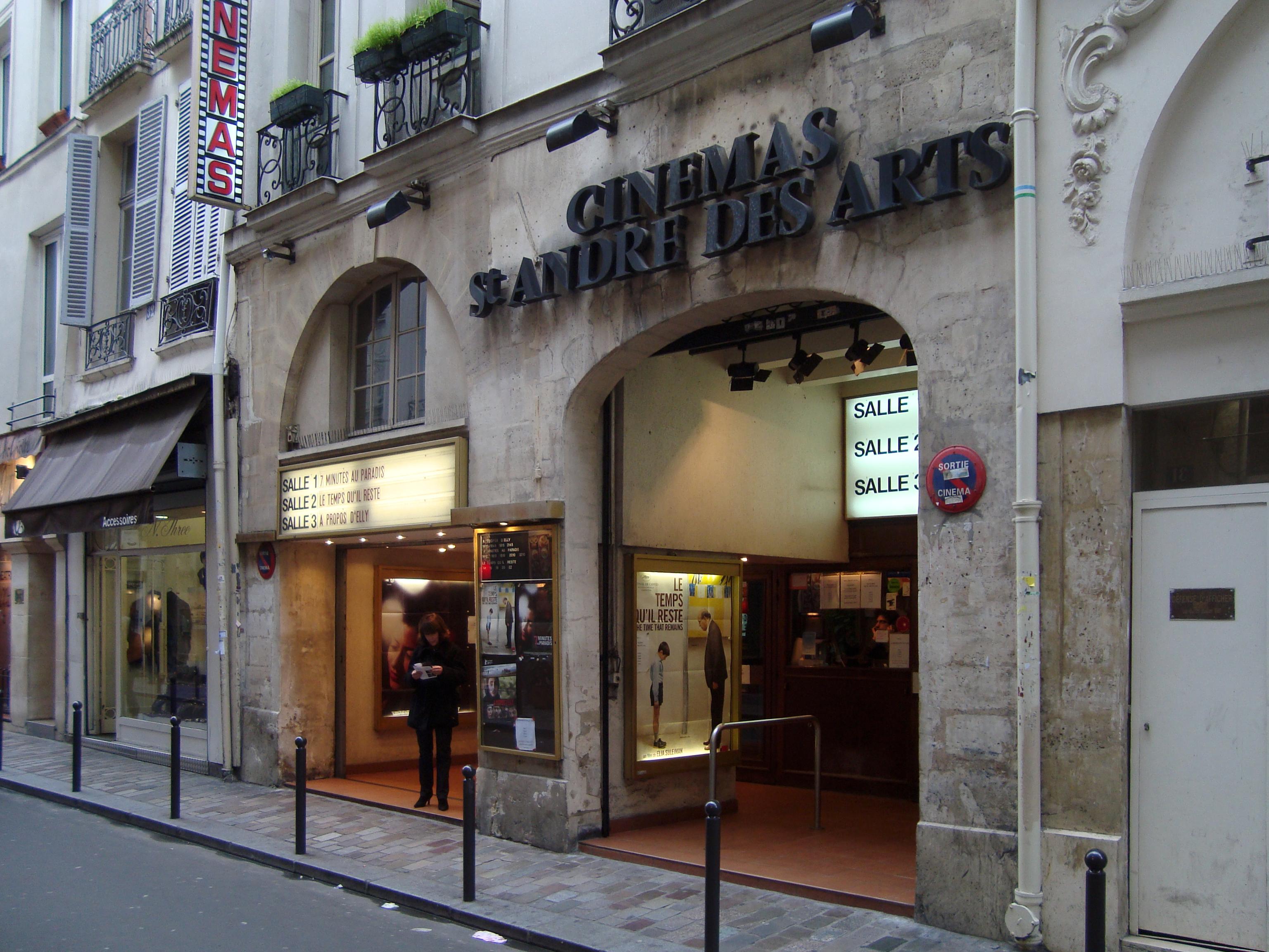 St Andre De Art Paris Hotel