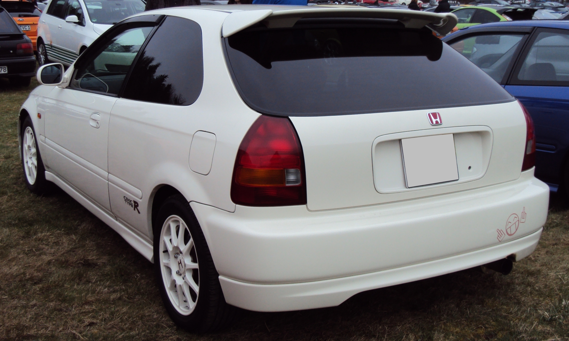 File:Civic Type R rear.JPG