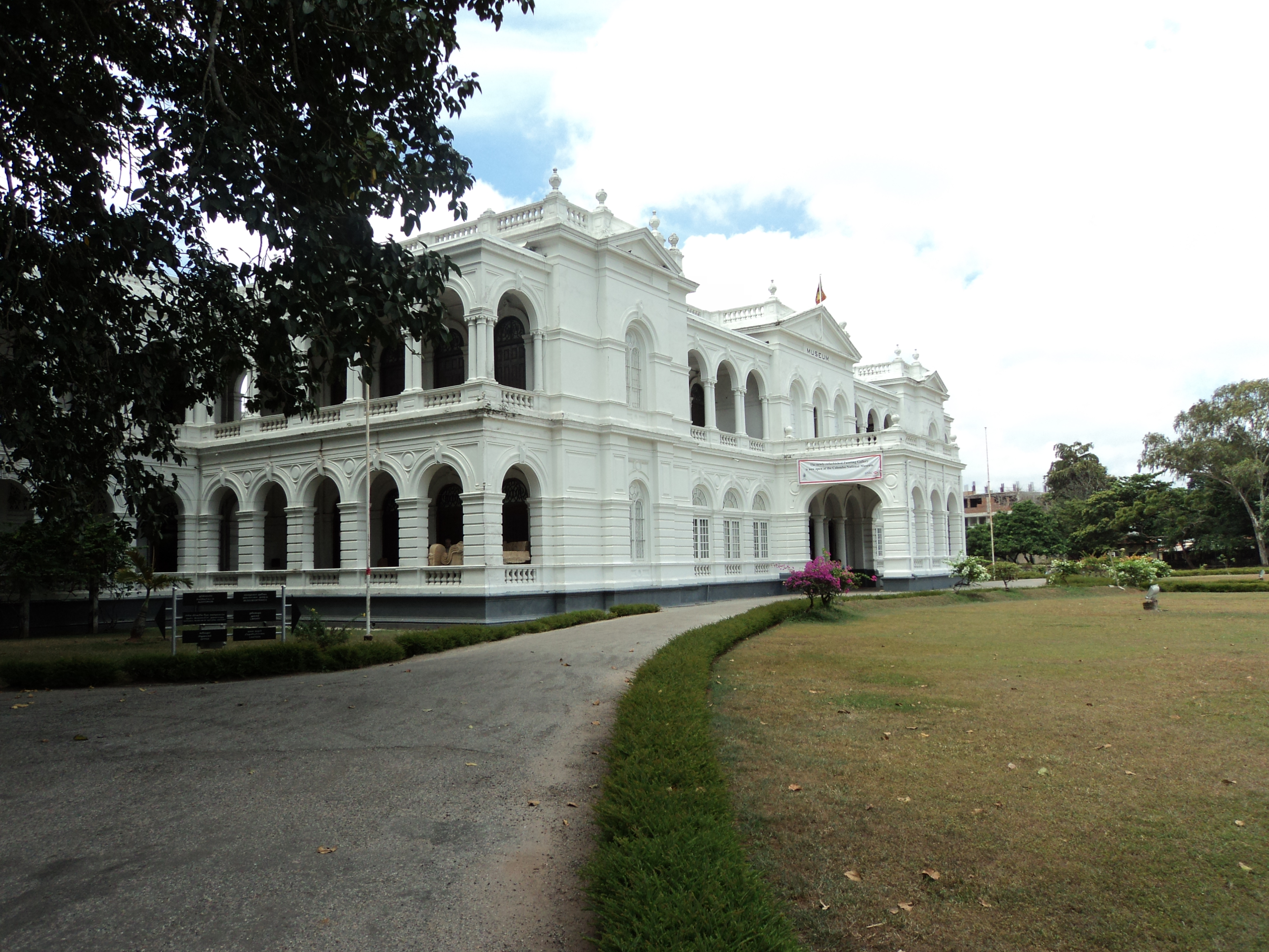 National Museum-About Colombo