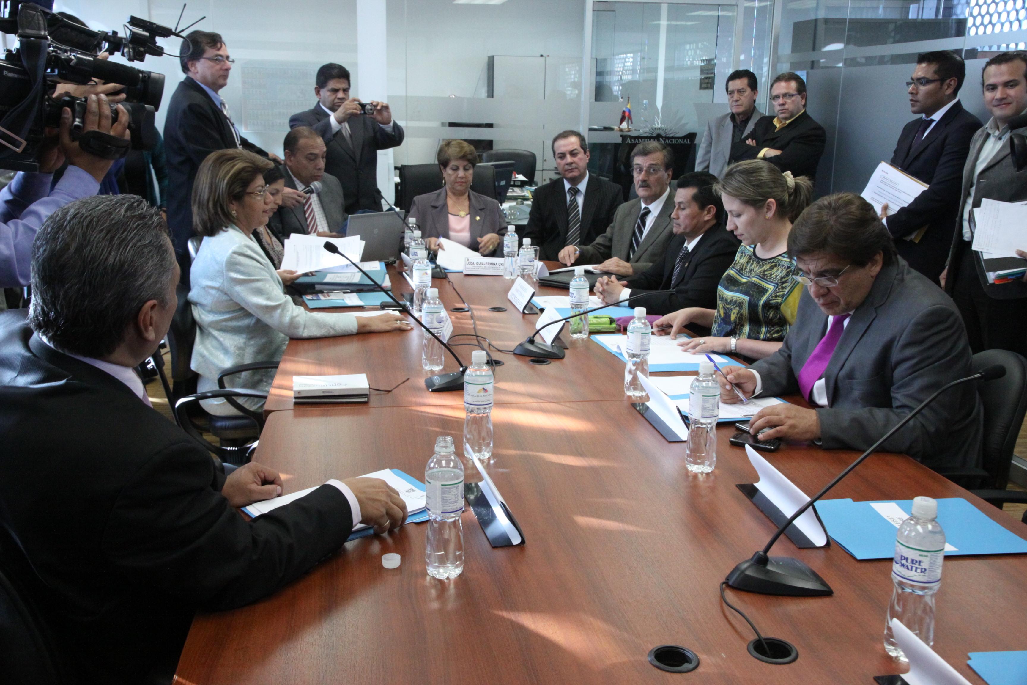 Participación Ciudadana y Control Social recibe al Ministro de Recursos no Renovables Wilsón Pastor (6262128922).jpg Español: Foto: Hugo Ortiz Ron / Asamblea