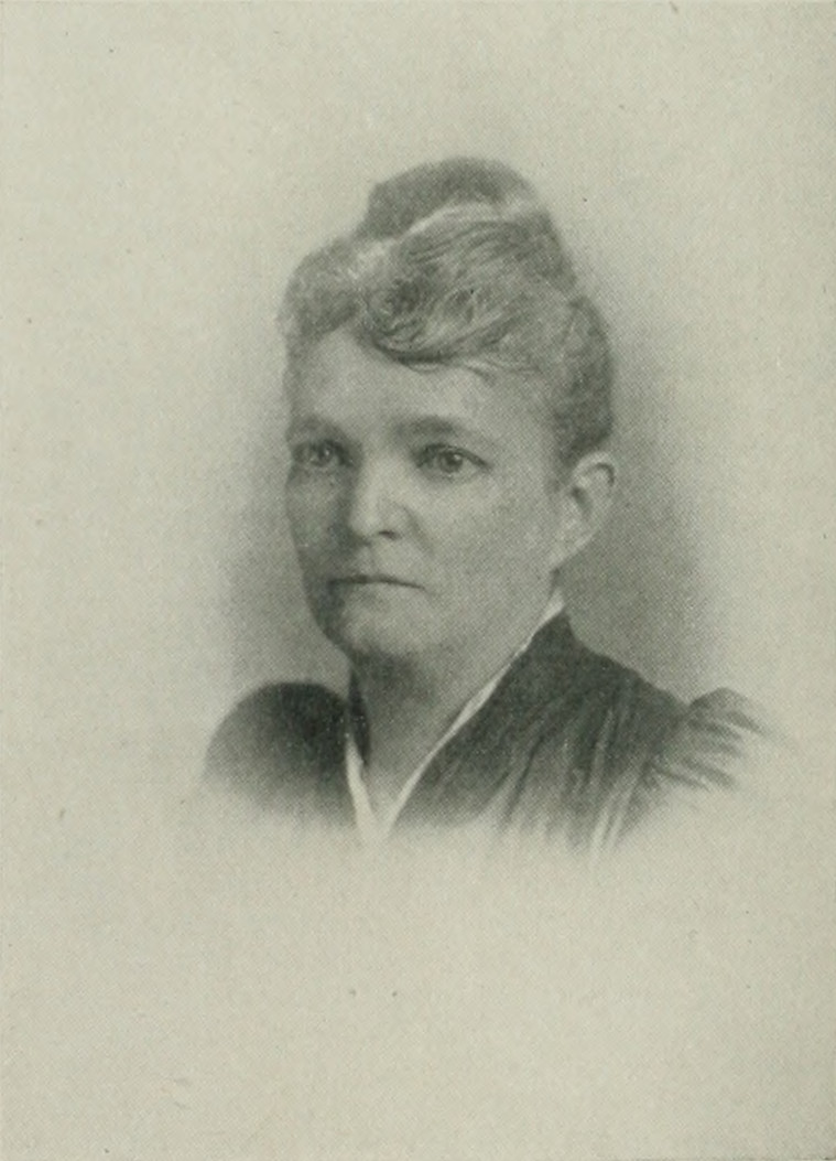 DORA RICHARDS MILLER A woman of the century (page 514 crop).jpg