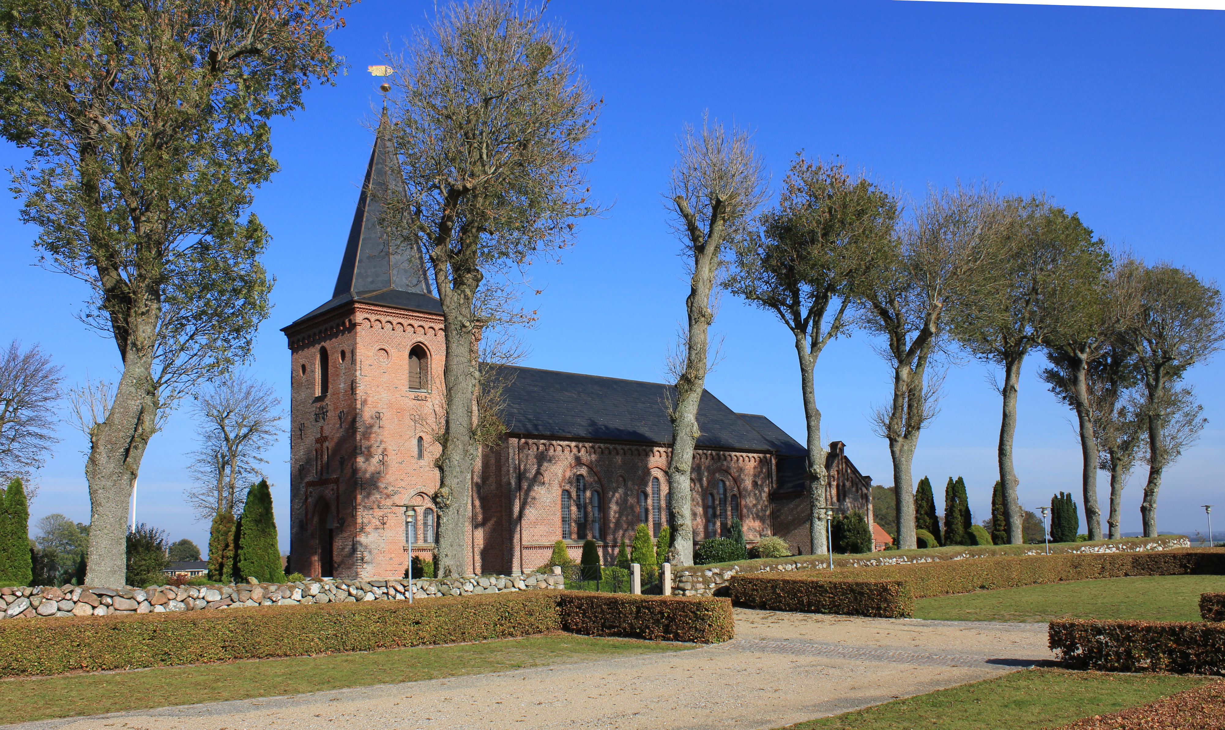 dalby kirke fyn