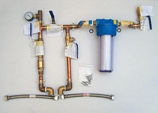 Suavizador de agua wikipedia la enciclopedia libre - Descalcificador de agua para casa ...