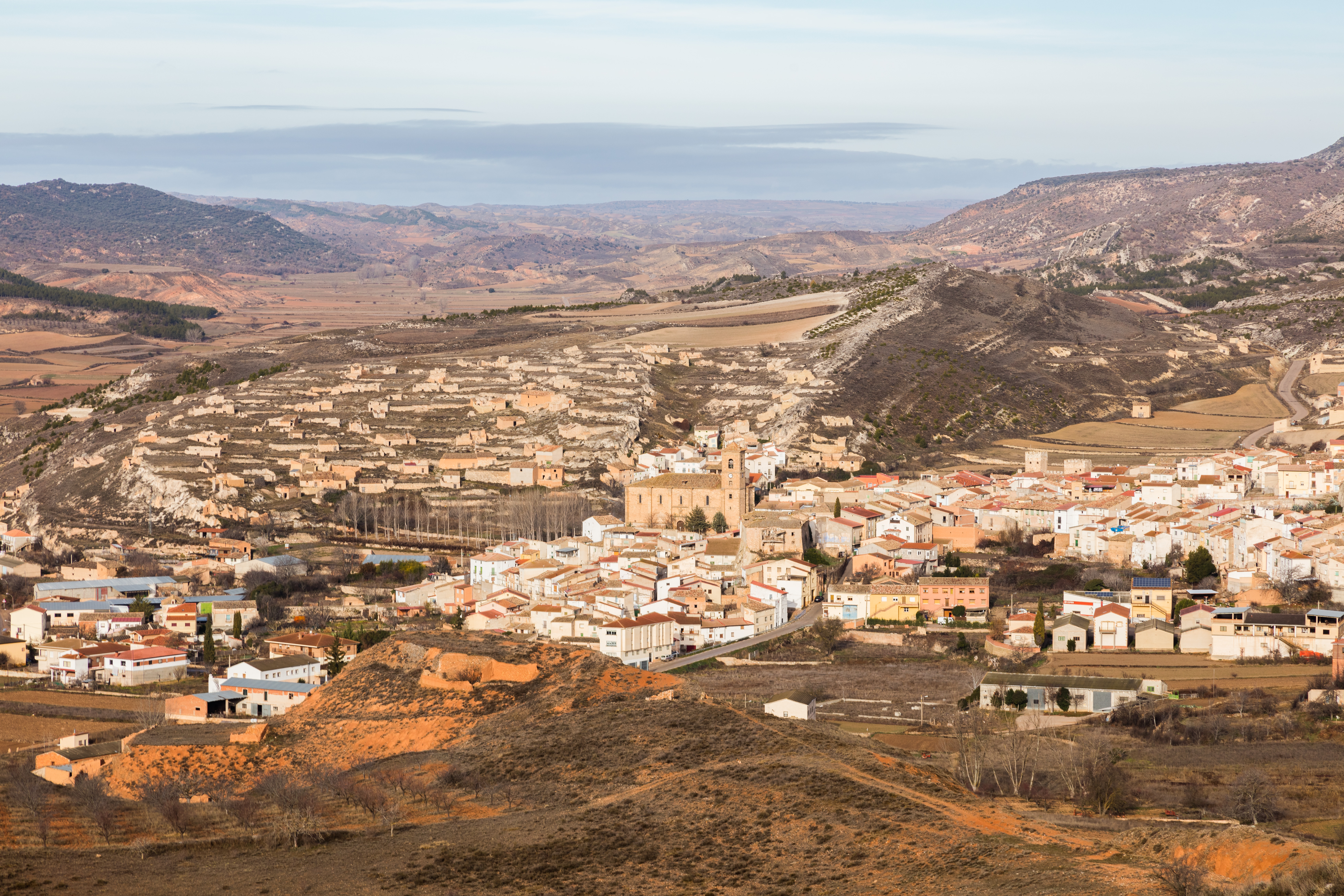 Deza, España