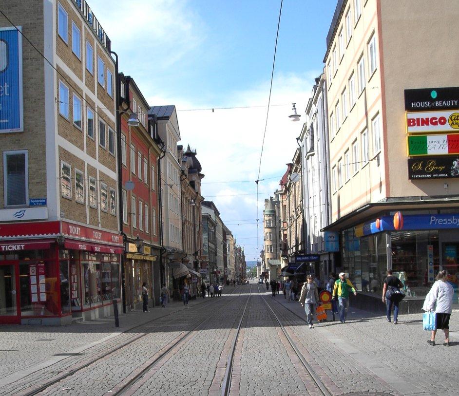 tåg norrköping stockholm