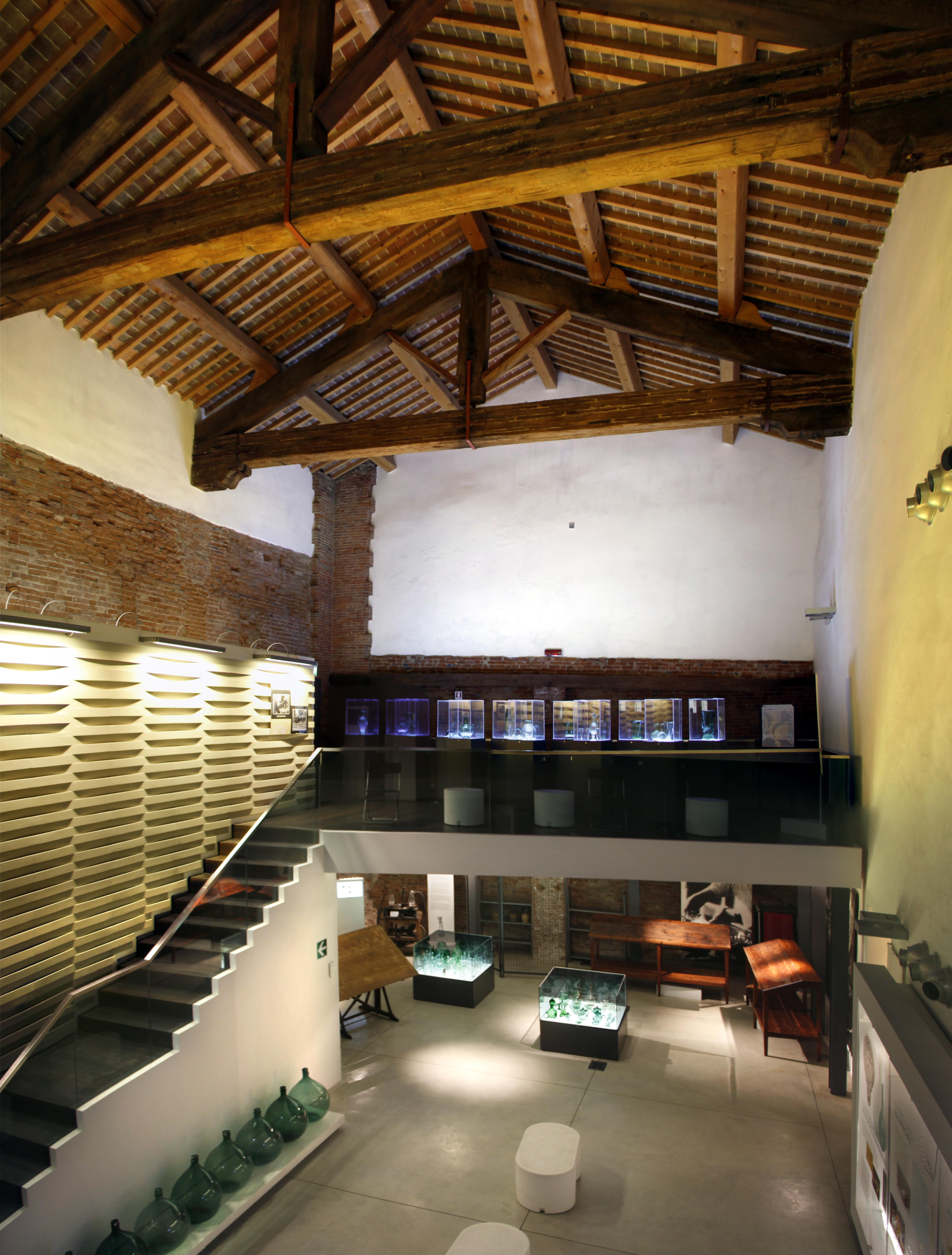 Museo Del Vetro.File Empoli Museo Del Vetro Interno 00 2 Jpg Wikimedia