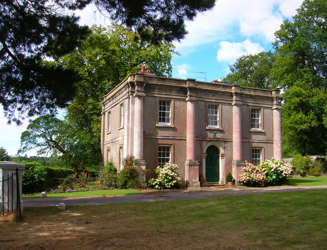 Emsworth Lodge, Stansted House - geograph.org.uk - 228064