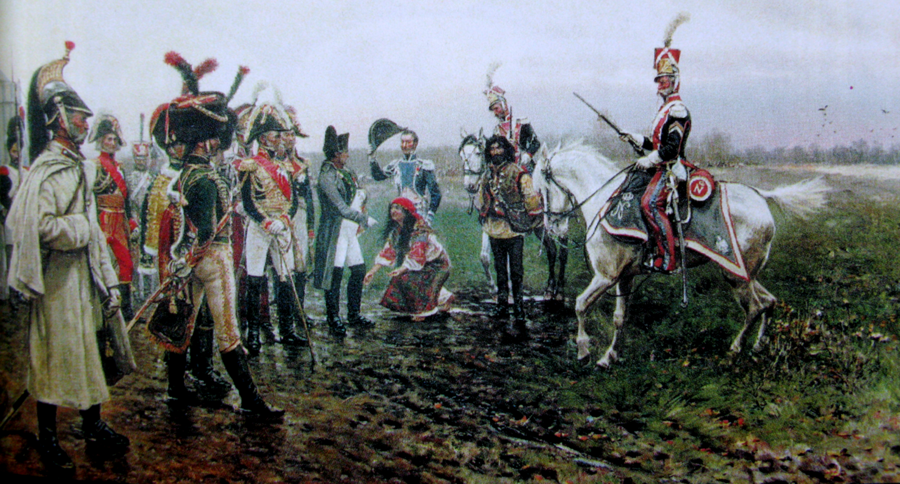 a history of the campaign of 1812 of napoleon bonaparte A summary of the russian campaign and napoleon's defeat in 's napoleon bonaparte learn exactly what happened in this chapter, scene, or section of napoleon bonaparte and what it means.