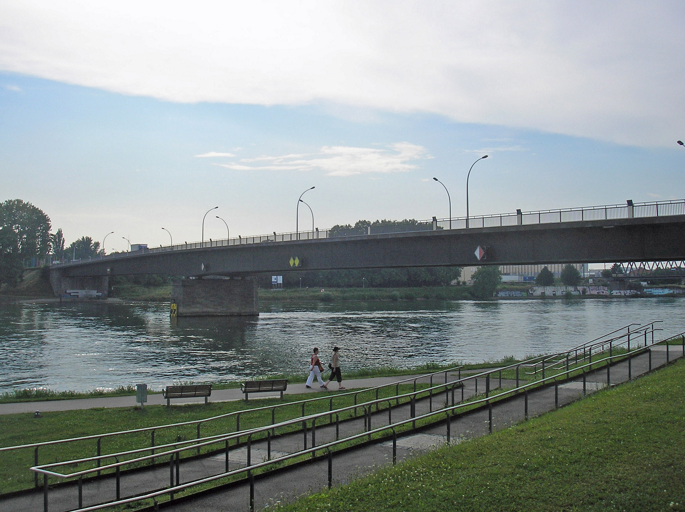 Europabrücke Kehl